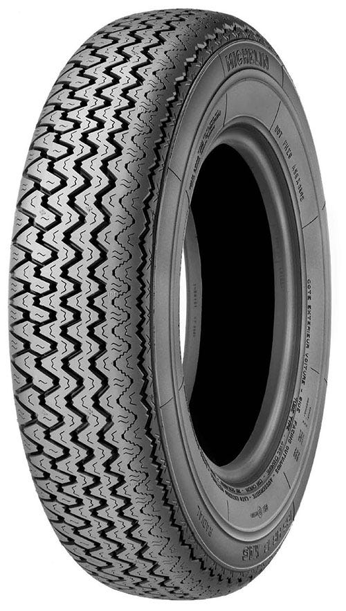 Michelin XAS Radial Tire
