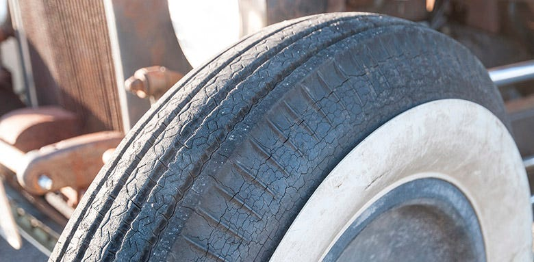 Tire Age -- Decoding Your Tires to Determine the Age