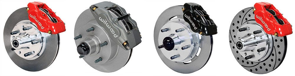 Wilwood Disc Brakes from Coker Tire Company
